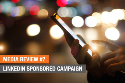 Media Review #7: LinkedIn Spon