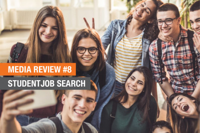 Media Review #8 – Student Job